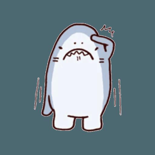 鯊魚 - Sticker 3