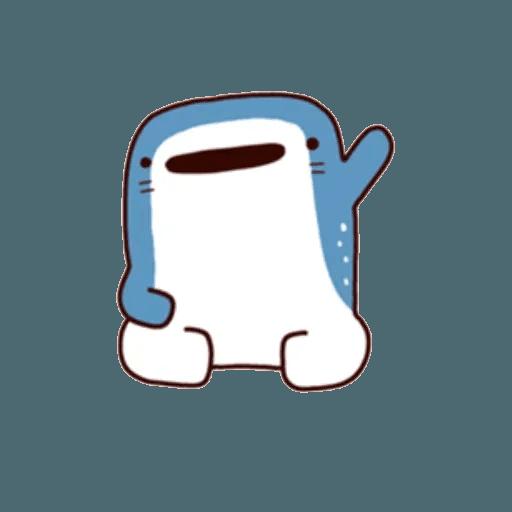 鯊魚 - Sticker 29