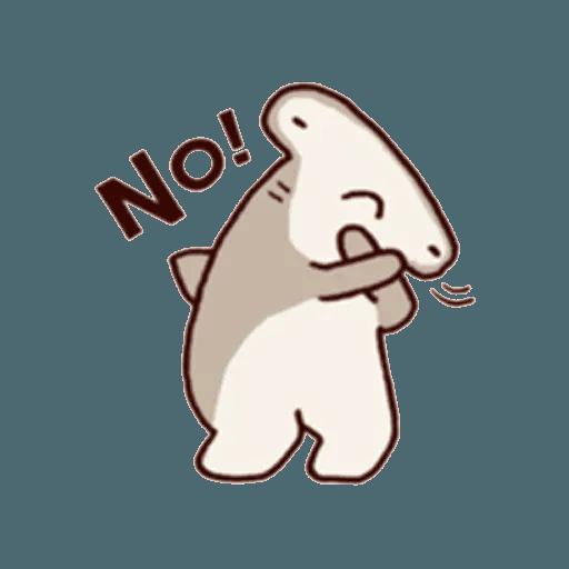 鯊魚 - Sticker 10