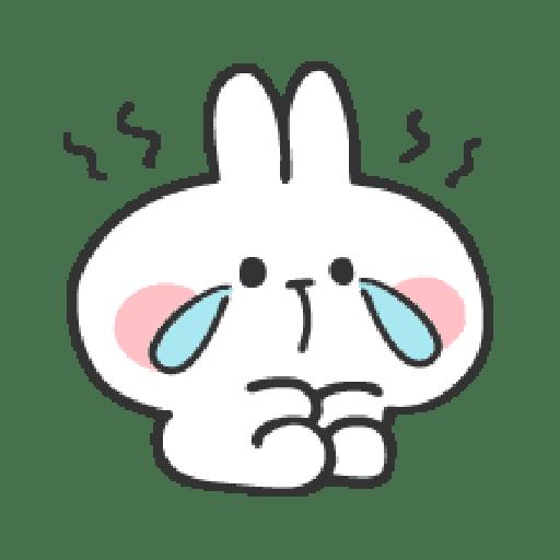 Rabbit Doodle 02 - Sticker 2
