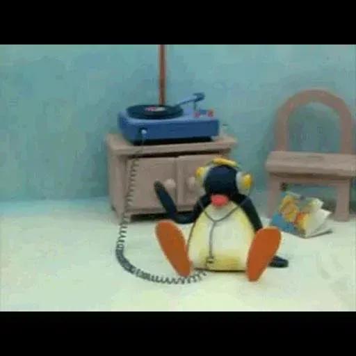 Pingu - Sticker 5