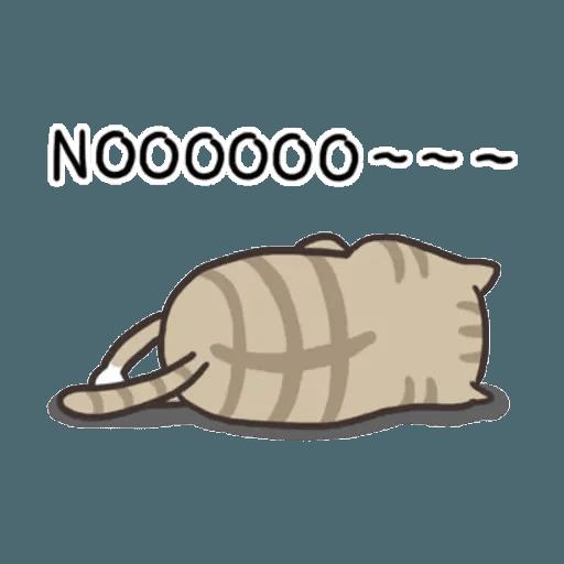 白爛貓9 - Sticker 16