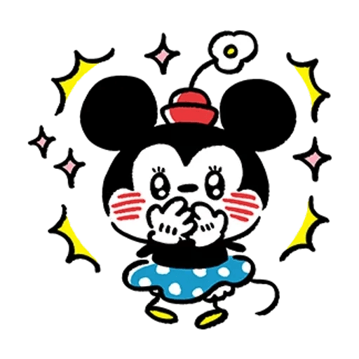 Disney TM - Sticker 24