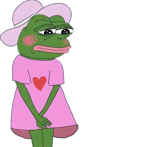 Pepe - Sticker 19