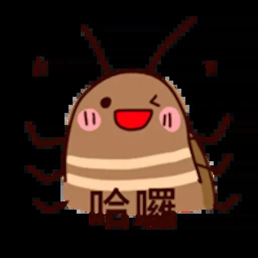 小强(1) - Sticker 14