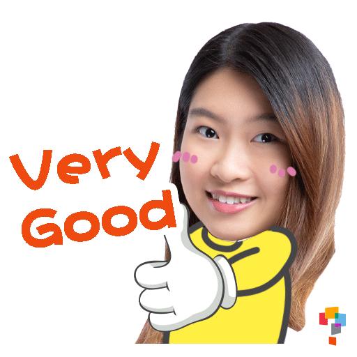 學而思-Miss Becky - Sticker 1