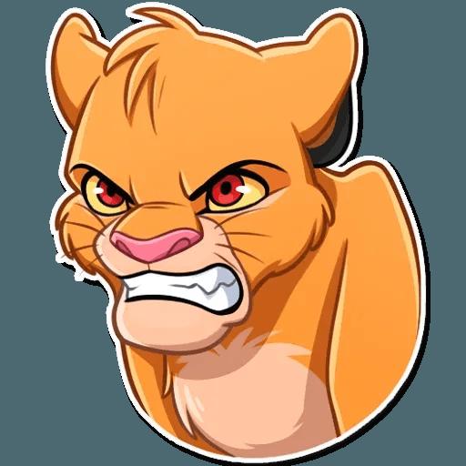 Simba - Sticker 21