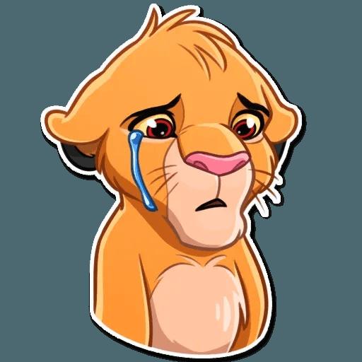 Simba - Sticker 14