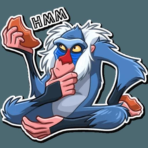 Simba - Sticker 10