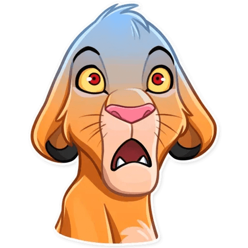 Simba - Sticker 18