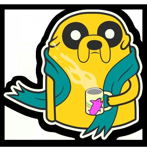 Jake - Sticker 5