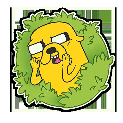 Jake - Sticker 2