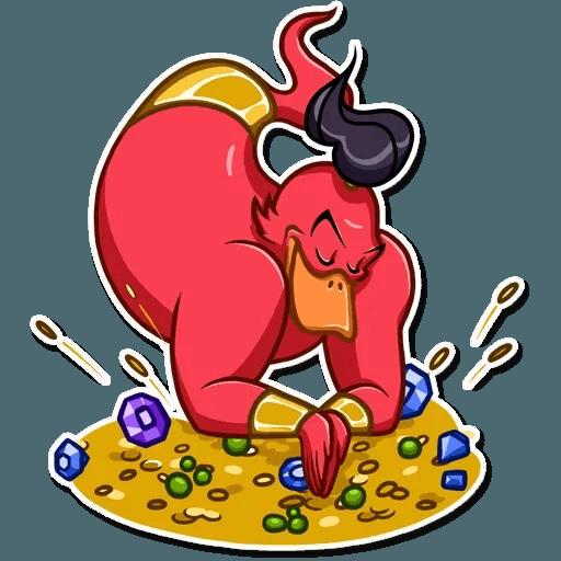 Evil Genie - Sticker 11