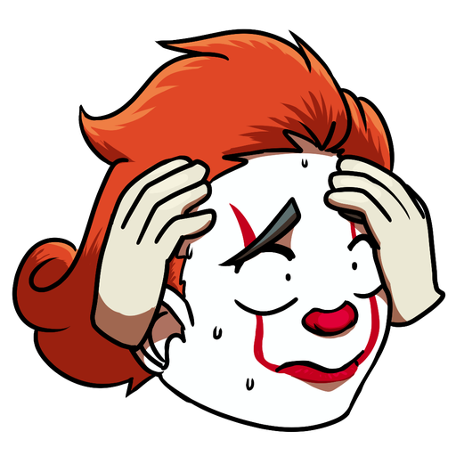 Pennywise the dancing clown - Sticker 7