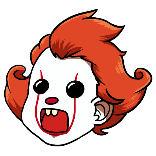 Pennywise the dancing clown - Sticker 8