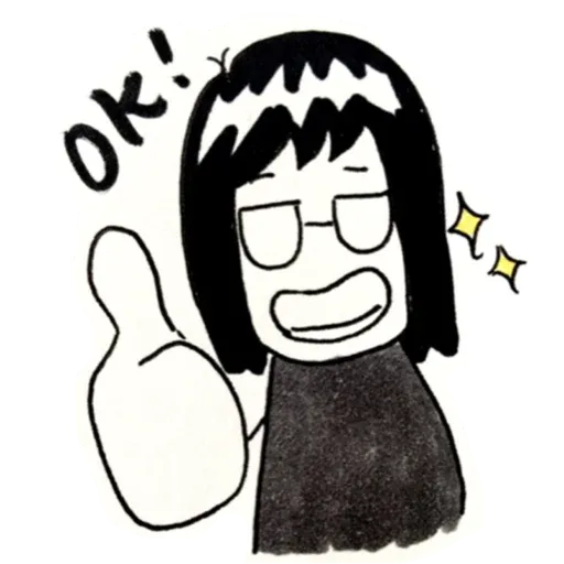 rachel pang comics - Sticker 3