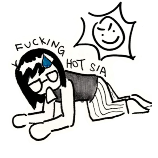 rachel pang comics - Sticker 25