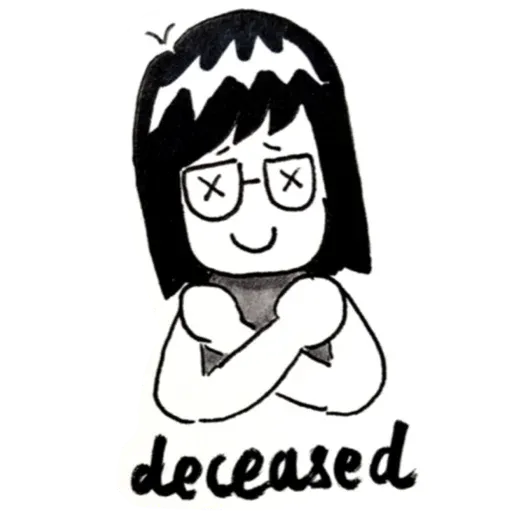 rachel pang comics - Sticker 22