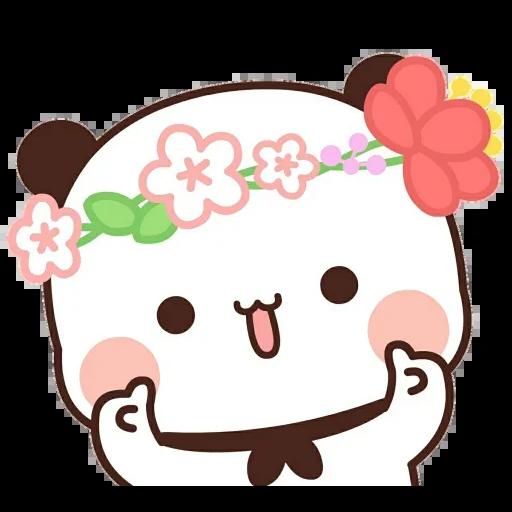 Panda2 - Sticker 3