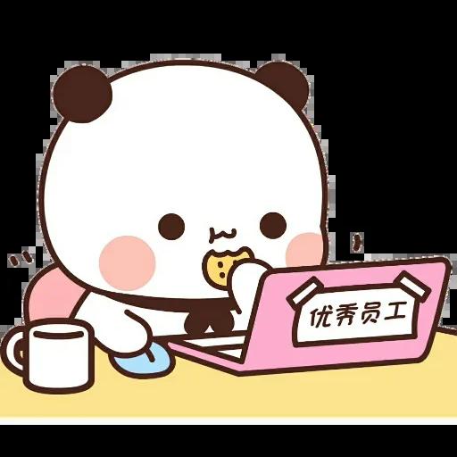 Panda2 - Sticker 2