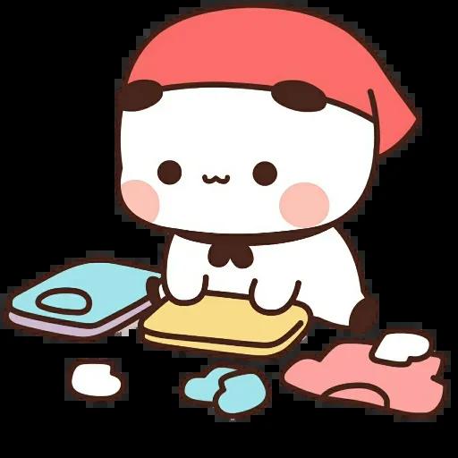Panda2 - Sticker 5