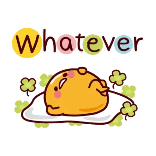 Gudetama - Sticker 3