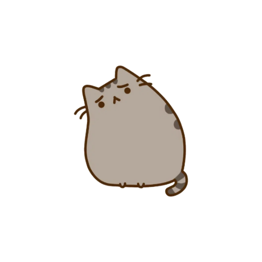 pusheen - Sticker 17