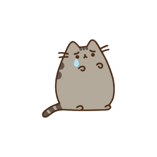 pusheen - Sticker 16