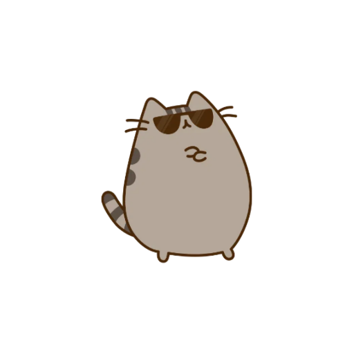 pusheen - Sticker 8