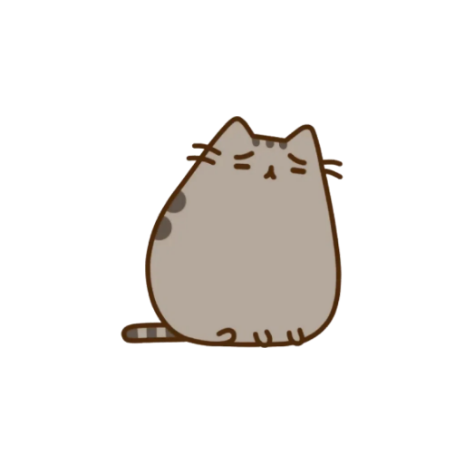 pusheen - Sticker 23