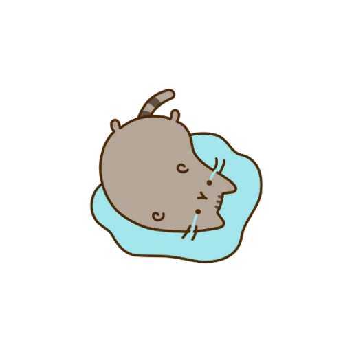 pusheen - Sticker 7