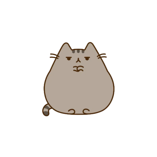pusheen - Sticker 21