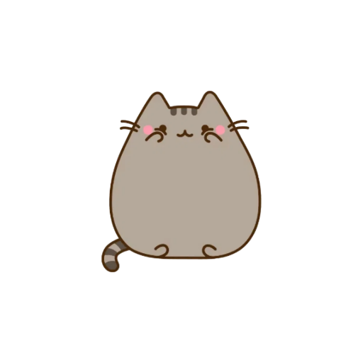 pusheen - Sticker 12