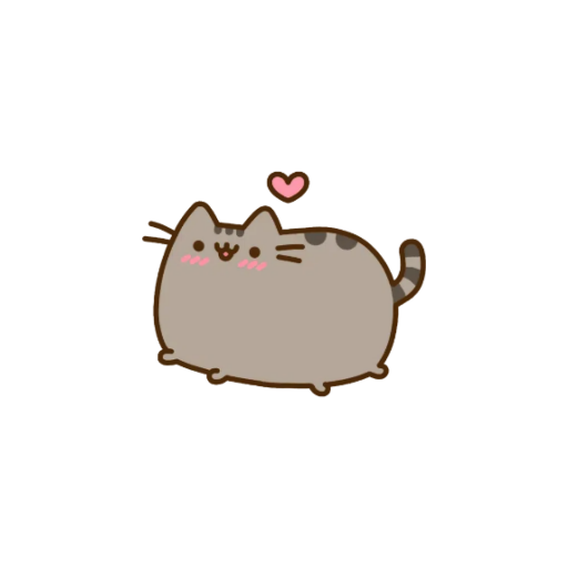 pusheen - Sticker 9
