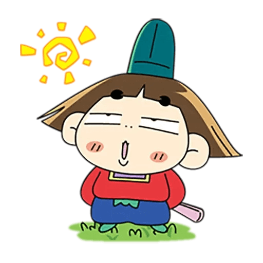 Ojarumaru - Sticker 26
