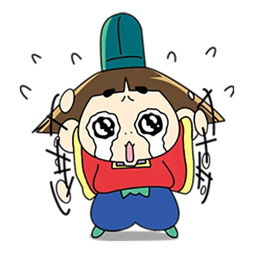 Ojarumaru - Sticker 17