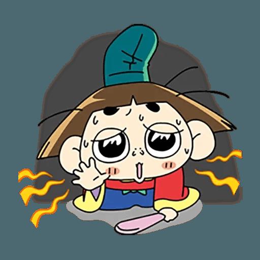 Ojarumaru - Sticker 16