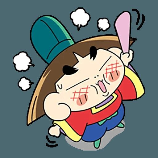 Ojarumaru - Sticker 19