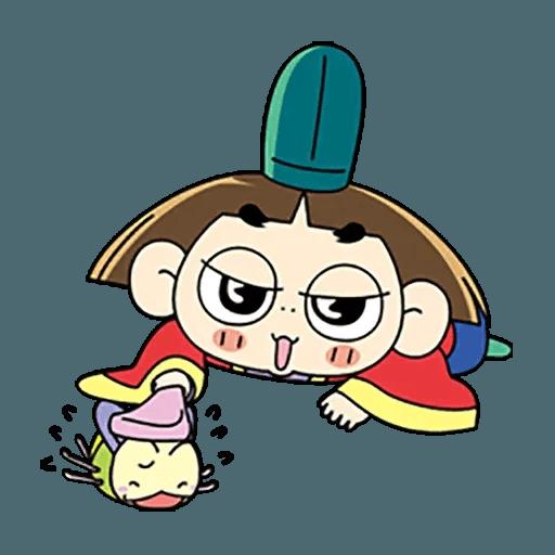 Ojarumaru - Sticker 15