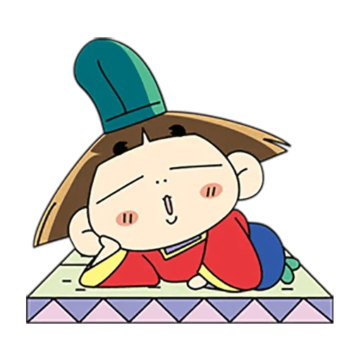 Ojarumaru - Sticker 28