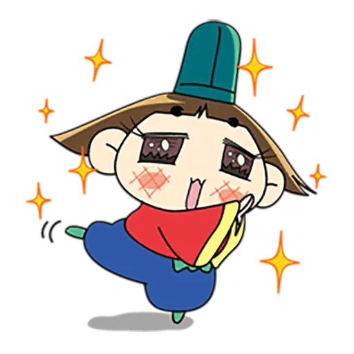 Ojarumaru - Sticker 24