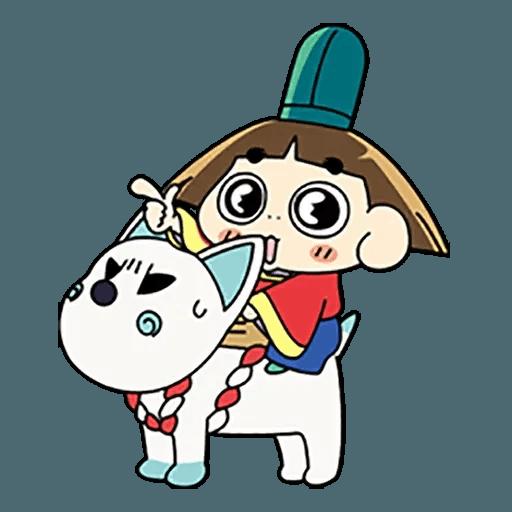 Ojarumaru - Sticker 4