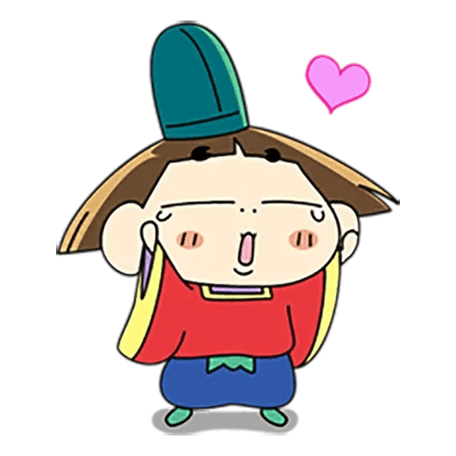 Ojarumaru - Sticker 3