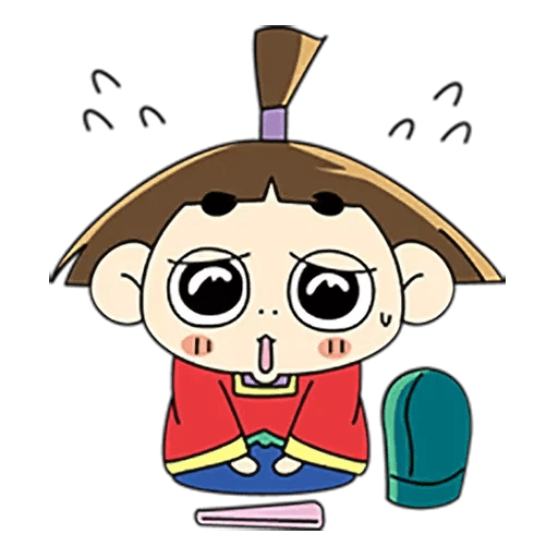 Ojarumaru - Sticker 2