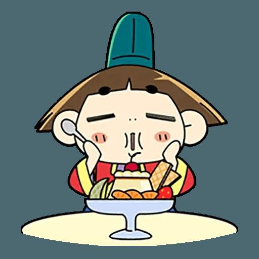 Ojarumaru - Sticker 7