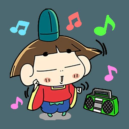 Ojarumaru - Sticker 8