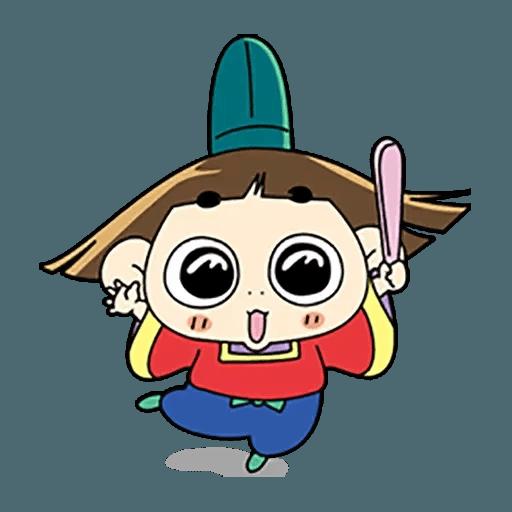 Ojarumaru - Sticker 14