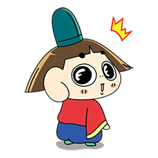 Ojarumaru - Sticker 9