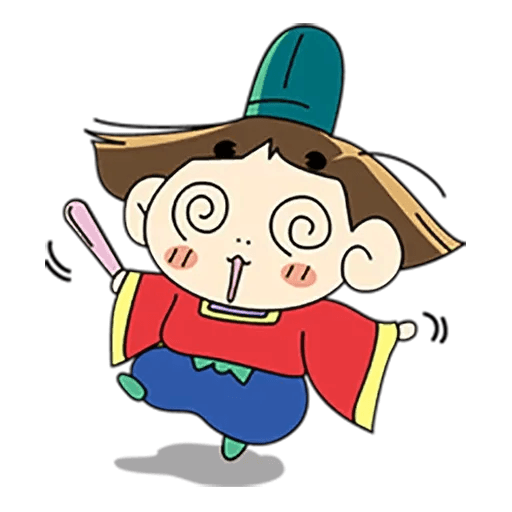 Ojarumaru - Sticker 22