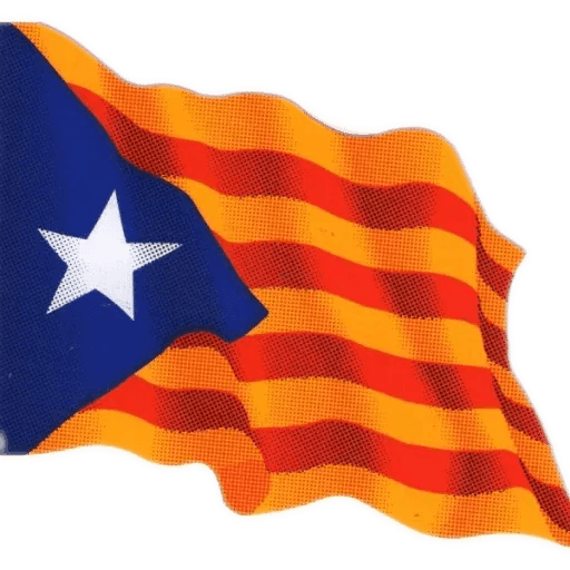 Catalunya - Tray Sticker